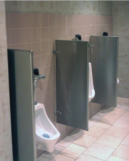 Bathroom Stall Dividers stainless restroom partitions | allied stainlessallied stainless